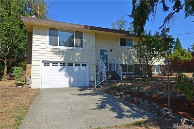 Kent Single Family Home For Sale: 14424 SE 263rd St