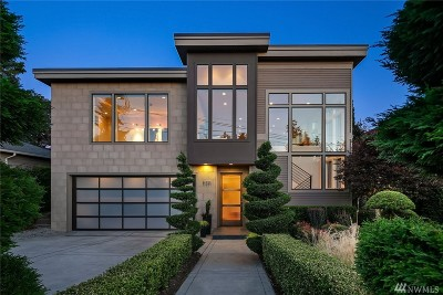 Kirkland Single Family Home For Sale: 10233 NE 64th St