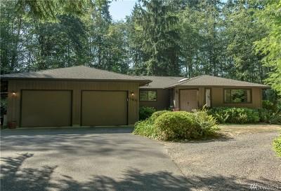 Redmond Single Family Home For Sale: 15809 NE 136th Place