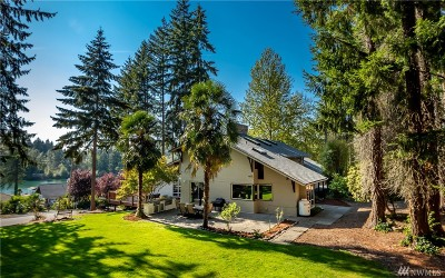 Lake Tapps Single Family Home For Sale: 18524 9th St E