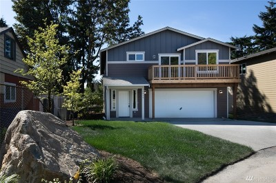 Burien Single Family Home For Sale: 12413 21st Ave S