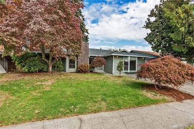 Auburn Single Family Home For Sale: 1805 20th Street NE