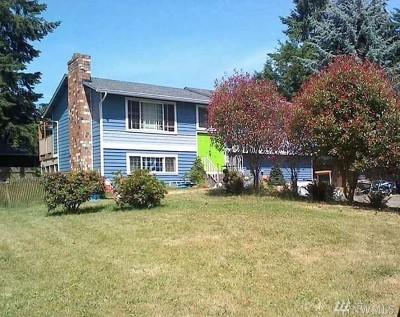 Federal Way Single Family Home For Sale: 33711 37th Place SW