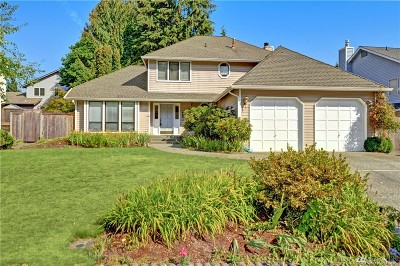 Renton Single Family Home For Sale: 15714 SE 184th St