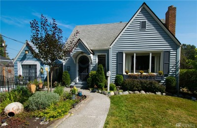 Burlington Single Family Home For Sale: 302 S Skagit St