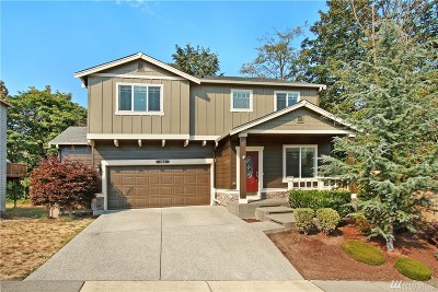 Everett Single Family Home For Sale: 203 140th St SW
