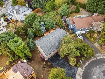Bellevue Single Family Home For Sale: 2107 138th Ave SE