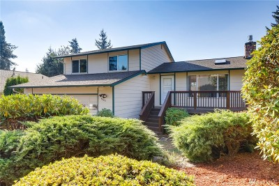 Auburn Single Family Home For Sale: 4203 S 297th Place