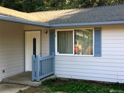 Stanwood Single Family Home For Sale: 3730 Rose Rd