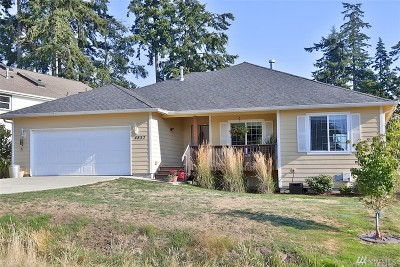 Freeland Single Family Home Pending Inspection: 4827 Reindeer Rd
