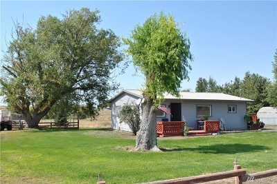 Moses Lake Single Family Home For Sale: 3608 Road E NE