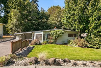 Bellevue Single Family Home For Sale: 4379 150th Ave SE