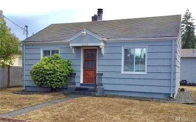 Tacoma Single Family Home For Sale: 4420 N 12th St