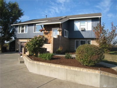 Bellingham WA Single Family Home For Sale: $497,000