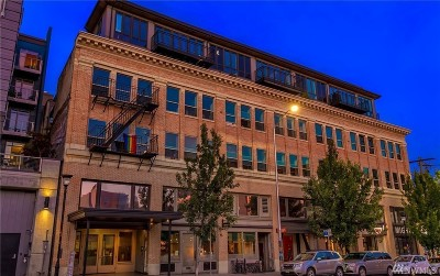 Condo/Townhouse For Sale: 1408 12th Ave #305