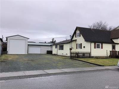 Anacortes Single Family Home For Sale: 1019 26th Street