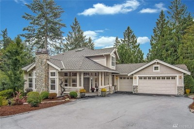 Woodinville Single Family Home For Sale: 18902 203rd Ave NE