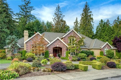Sammamish Single Family Home For Sale: 24614 SE 9th Place