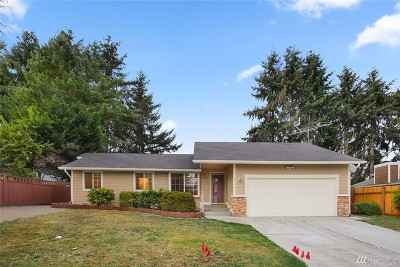 Kent Single Family Home For Sale: 12726 SE 276th Place