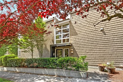 Seattle Condo/Townhouse Sold: 3901 1st Ave NW #301