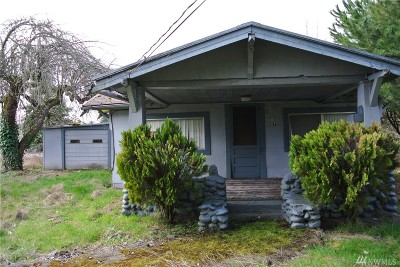 Yelm Single Family Home For Sale: 1007 W Yelm Ave
