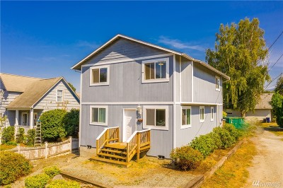 Skagit County Multi Family Home For Sale: 122 S Baker St