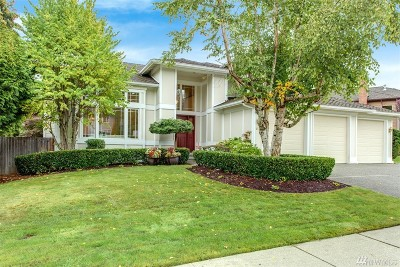Sammamish Single Family Home For Sale: 4514 191st Place NE