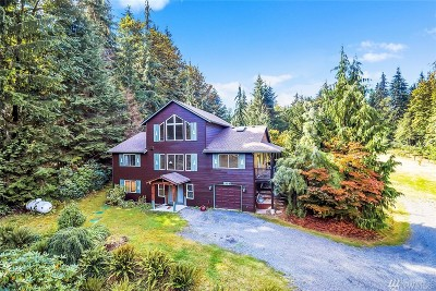 Snohomish Single Family Home For Sale: 4904 Bosworth Dr