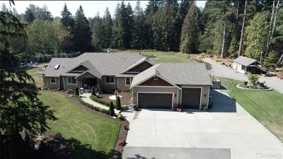 Snohomish Single Family Home For Sale: 13230 206th St SE