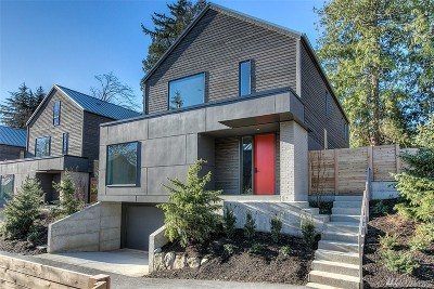 Seattle Single Family Home For Sale: 6025 53rd Ave NE