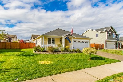 Orting Single Family Home For Sale: 1317 Daffodil Ave NE