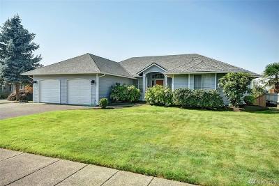 Marysville Single Family Home For Sale: 7620 75th Dr NE
