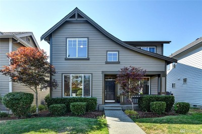 North Bend, Snoqualmie Single Family Home For Sale: 7315 Thompson Ave SE