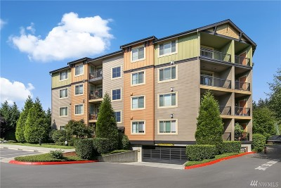 Bothell Condo/Townhouse For Sale: 15730 116th Ave NE #405