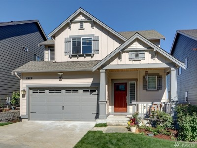 Auburn Single Family Home For Sale: 2315 57th St SE