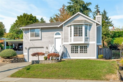 Fircrest Single Family Home For Sale: 514 Berkeley Ave