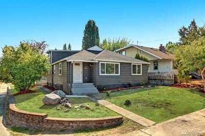 Tukwila Single Family Home For Sale: 3519 S 137th St