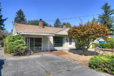 Lacey Single Family Home For Sale: 4546 14th Ave SE