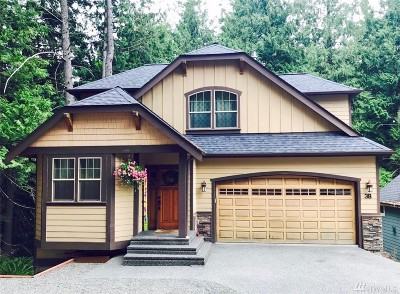 Bellingham Single Family Home For Sale: 3 Kinglet Ct
