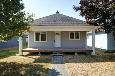Mount Vernon Single Family Home For Sale: 207 S 11th St