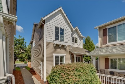 North Bend, Snoqualmie Single Family Home For Sale: 9416 Hancock Ave SE #18