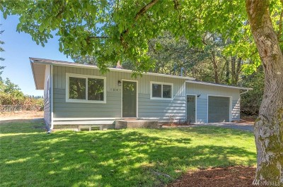 Port Orchard Single Family Home For Sale: 1041 Mitchell Ave