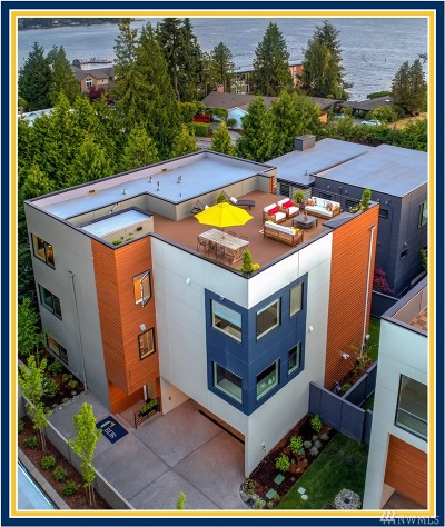 Kirkland Single Family Home For Sale: 10113 NE 63rd St.