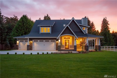 Snohomish Single Family Home Contingent: 13616 127th Ave SE
