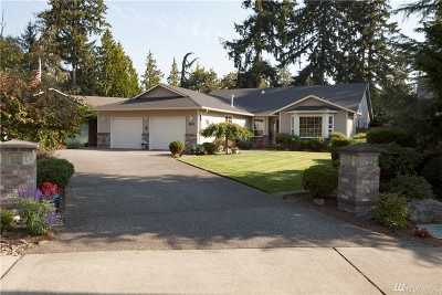 Marysville Single Family Home Contingent: 9409 38th Dr NE