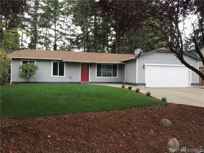 Covington Single Family Home For Sale: 25933 185th Place SE