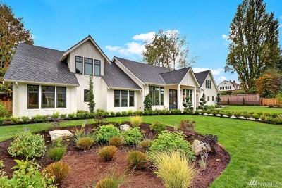 Edmonds Single Family Home For Sale: 301 Caspers St