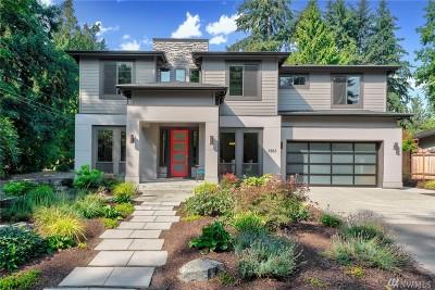 Mercer Island Single Family Home For Sale: 4363 91st Ave SE