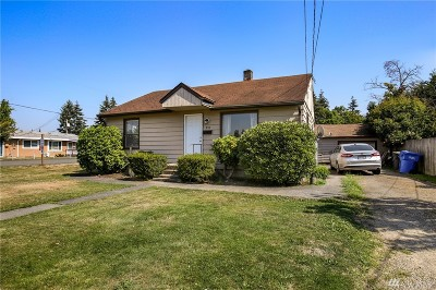 Puyallup WA Single Family Home For Sale: $249,900
