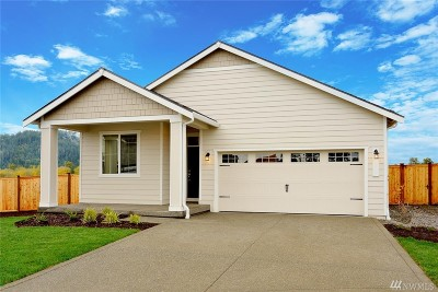 Enumclaw Single Family Home For Sale: 277 Franks Lane N